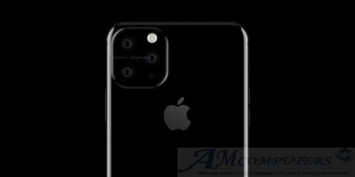 iPhone 11 con tripla Fotocamera iOS 13 e Dark Mode