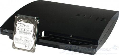 Come sostituire HDD su PS3 guida e configurazione