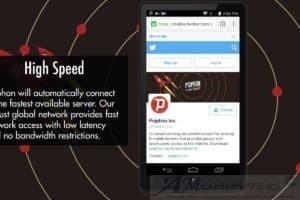 Android Psiphon App: che spia tutte le azioni degli utenti