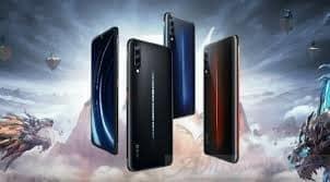 Vivo IQOO lo smartphone gaming cinese