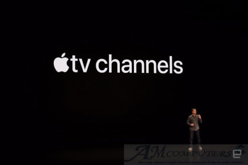Apple TV Channels lo streaming anti Netflix