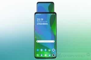 Oppo gli Smartphone con Display a comparsa