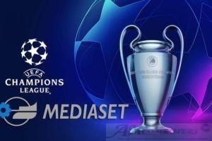 Mediaset annuncia la Champions League in chiaro dal 2020