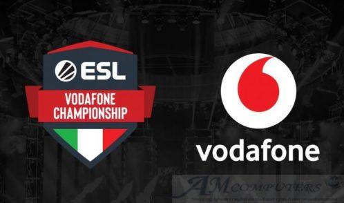SL Vodafone Championship la competizione italiana di eSport
