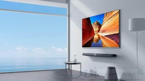 Xiaomi presenta MI MURAL lo Smart TV Ultra Sottile