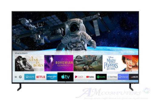 Samsung aggiorna le Smart TV del 2019