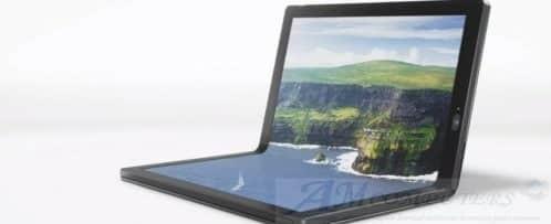 Lenovo il portatile con schermo pieghevole