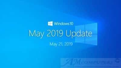 Lista dei problemi di windows may Update 2019