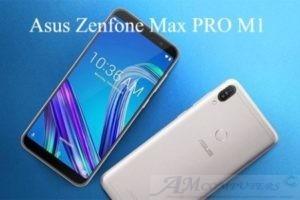 Asus Zenfone Max PRO M1 si aggiorna a Android 9 Pie