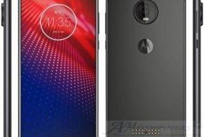 Motorola Moto Z4 ufficiale Device di fascia media