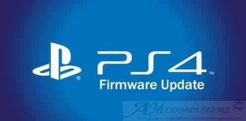 Sony PS4 rilasciato un nuovo Firmware