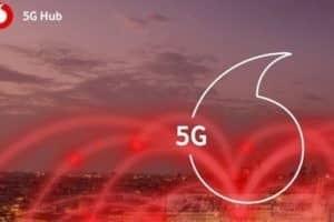 Vodafone Giga Network 5G in Italia Ufficiale