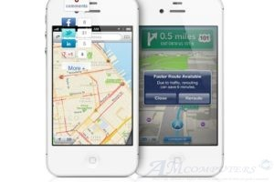 Apple Maps simile a Google Maps