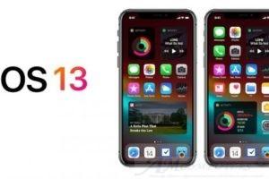 Apple i dispositivi supportati da iOS 13