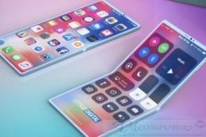 iPhone X Fold Ufficiale presentato il Brevetto