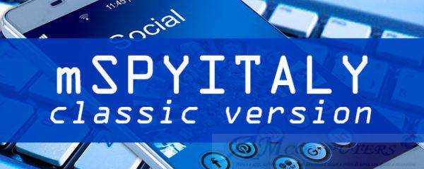 MSpyitaly applicazione per il controllo cellulari e PC