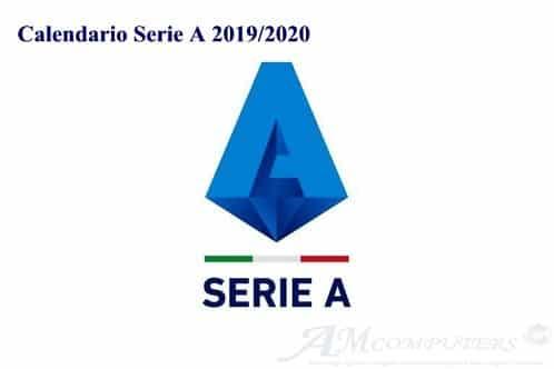 Calendario Serie A 2019/2020 sorteggio in diretta TV