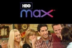 HBO Max nuovo servizio Streaming