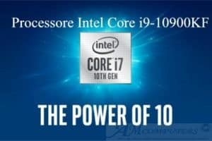 Processore Intel Core i9-10900KF 10 core a 5.2 GHz