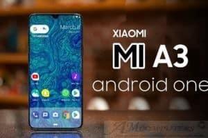 Xiaomi Mi A3 ufficiale: display Super AMOLED e sensore integrato