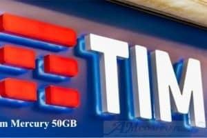 TIM lancia Mercury 50 GB: la nuova offerta contro Iliad