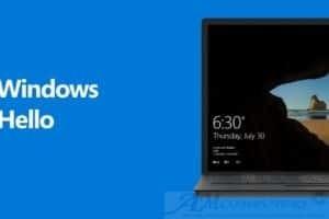 Windows 10 nel 2020 login con Face ID