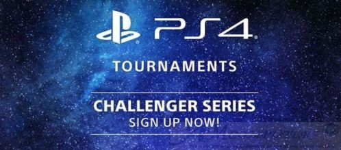 Sony PlayStation 4 Torneo Challenger Series