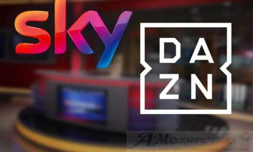 Dazn sbarca sulla Piattaforma Satellitare di Sky