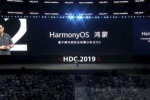 Huawei presenta HarmonyOS: il suo sistema operativo Ufficiale
