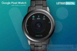 Google Pixel Watch: lo Smartwatch con Fotocamera integrata