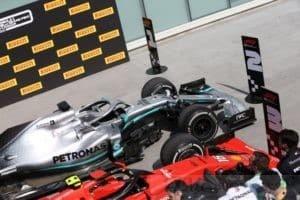 Formula 1: Ferrari novità per contrastare la Mercedes