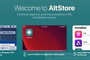 AltStore: alternativa App Store di Apple senza Jailbreak