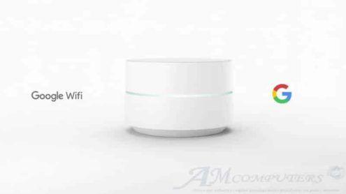 Google Nest WiFi: Router con sistema Mesh