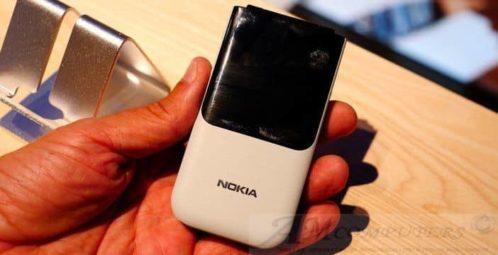 Nokia 2720 Flip: Telefono a conghiglia e connettività 4G