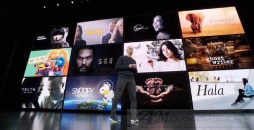 Apple TV+: Ufficiale dal 1 novembre a 4,99 dollari al mese