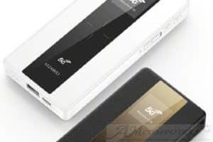 Huawei 5G Mobile WiFi Pro con batteria 8000mAh
