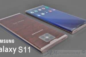 Samsung Galaxy S11 con Fotocamera da 108 Megapixel