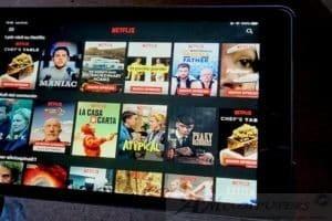 Film in streaming: quanti giga si consumano da uno Smartphone