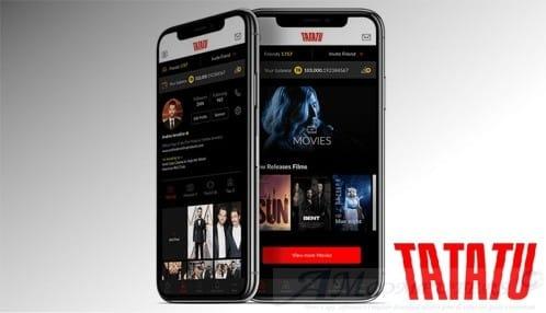 TaTaTu: Applicazione streaming che guadagni guardando