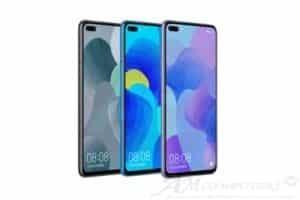 Huawei Nova 6 5G con due Fotocamere Selfie