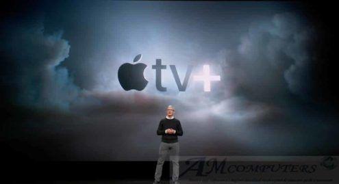 Apple TV+: Ufficiale disponibile: 4,99€/mese