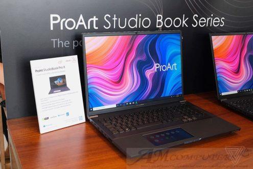 ASUS ProArt StudioBook Pro X Notebook Professionale