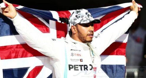 Formula 1: Lewis Hamilton conquista il sesto titolo Mondiale