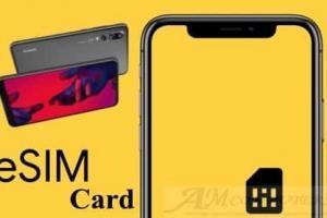 I migliori Smartphone compatibili con eSIM Card