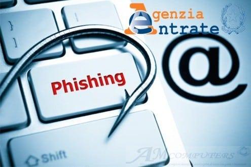 Virus email Agenzia delle Entrate: rischio Dati personali