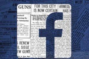 Facebook News sezione dedicata a quotidiani, riviste e notizie