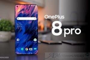 OnePlus 8 Pro con 4 fotocamere posteriori