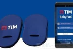 TIM BabyPad: Dispositivo antiabbandono Bebè