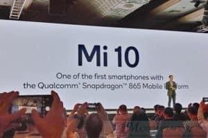 Xiaomi Mi 10 5G ufficiale dal 2020 con fotocamera da 108 MP