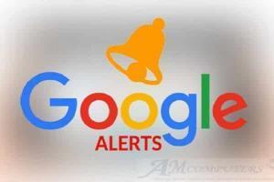 Google Alert: servizio di rivelamento News e siti Web